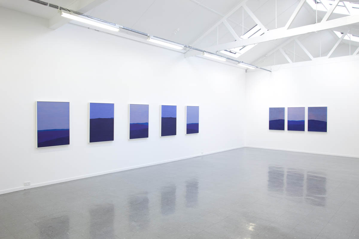 Microclimate,  Installation view, Sutton Gallery Melbourne, photography Andrew Curtis