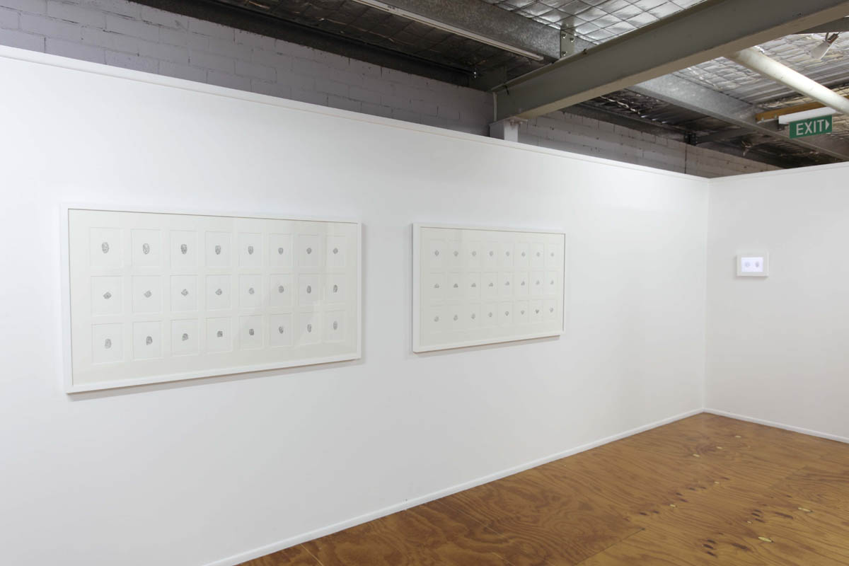 Surface of the Earth, Installation view