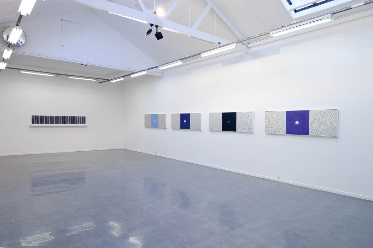 Looking Through an Ocean of Air, Installation view Sutton Gallery Melbourne, photography Andrew Curtis